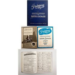 Grieger's Encyclopedia and and Super Catalog