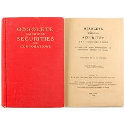 Obsolete American Securities and Corporations 1904