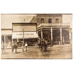 Unknown Early RPC of a Western Town