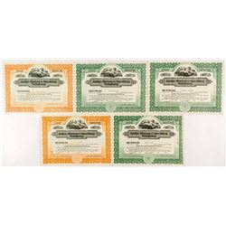 Judge Mining and Smelting Stock Certificates (6)