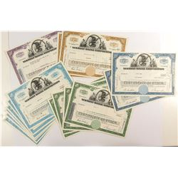 Newmont Mining Corporation Certificates