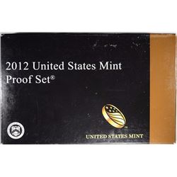 2012 U.S. MINT PROOF SET