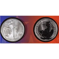 U.S. MINT 2003 LEGACIES OF FREEDOM SET