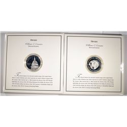 (2) 1994 U.S. CAPITOL PROOF