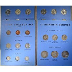 TYPE COLLECTION 20TH CENTURY SET (15 COINS) &