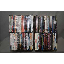 Two tray lots of assorted DVD movies