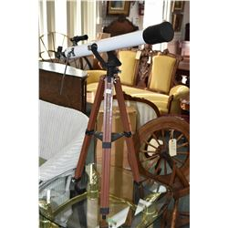 Bushnell Sky Chief II Astronomical telescope with packaging and tri-pod