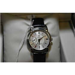 Brand new jewellery store inventory gent's Swiss made Impressario Concord watch with chronometer and