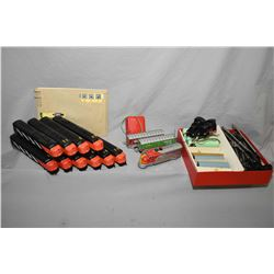 Selection of electric trains including assorted HO gauge, rolling stock, engines, accessories and tr