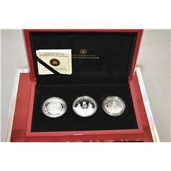 "Royal Canadian mint fine silver coin set including two 2012 ""The Queen's Diamond Jubilee"" $20 coin a"