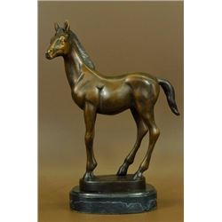 Collectors Edition Horse Bronze Statue