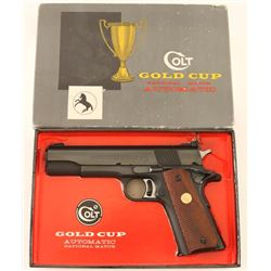 Colt National Match .45 ACP SN: 15527-NM