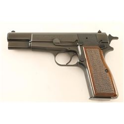 Browning Hi-Power 9mm SN: 215RP10781