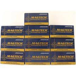 45 ACP 500 Rds of MagTech