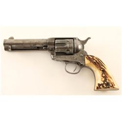 Colt Single Action Army .45 Colt SN: 215572