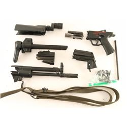 HK MP5 Machine Gun Parts Kit