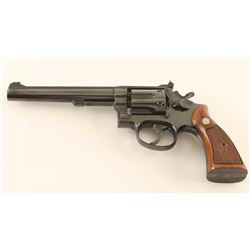 Smith & Wesson 17 .22 LR SN: K377281