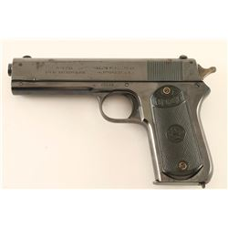 Colt 1903 Pocket Automatic .38 ACP SN 45258