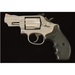 Smith & Wesson 66-4 .357 Mag SN: BSH8988