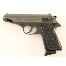 Walther PP .380 ACP SN: 49263A