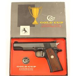 Colt National Match .45 ACP SN: 36414-NM