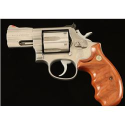 Smith & Wesson 686-3 .357 Mag SN: BPD5418