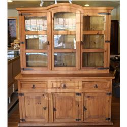 Mexican Pine Hutch