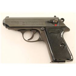 Walther PPK/S .380 ACP SN: 049427