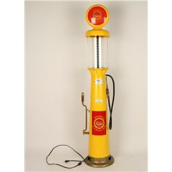 Repro Shell Gas Pump