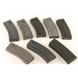 Lot of 8 AR-15 Mags