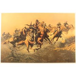Limited Edition Print by Frank C. McCarthy