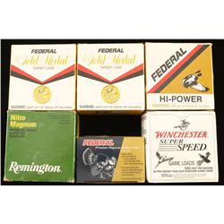 Miscellaneous Lot of 12 Gauge Ammo