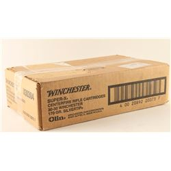 Case of 30-30 Winchester