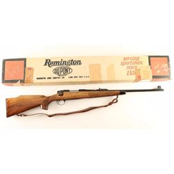 Remington 700 BDL 6mm Rem SN: 6231142