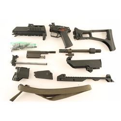 HK G36C Machine Gun Parts Kit
