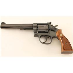Smith & Wesson 14-4 .38 Spl SN: 90K6519