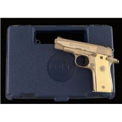 Colt Government Model .380 ACP SN: RR32030