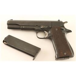 Star Modelo Super 9mm Largo SN: 363037