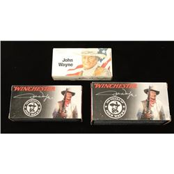 Classic Collector 100 Years of John Wayne Ammo