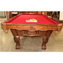 Budweiser Pool Table