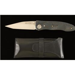 Alan Elishewitz Folding Knife
