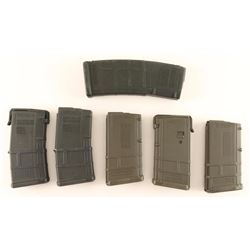 Lot of 6 AR-15 Mags
