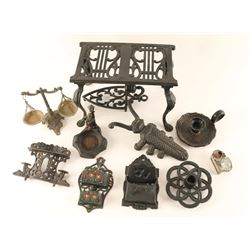 Wrought Iron Lot