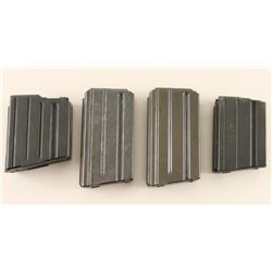 Lot of 4 AR Mags