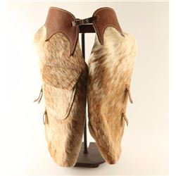 Childs Cowhide Chaps