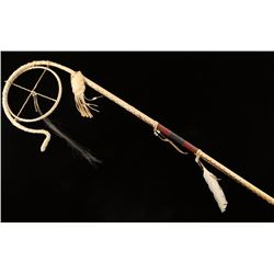 Ceremonial Stick from Tule River Tribe