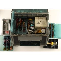 Large Rubbermaid Tackle Box