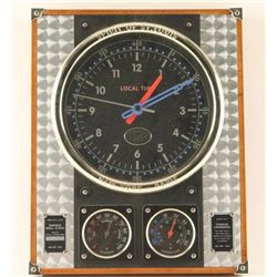 Airfield Wall Clock