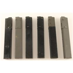 Lot of 6 Sten Mags
