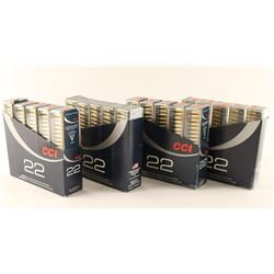 Large Lot of 22LR Ammo